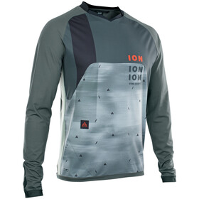 ION Traze VENT LS Tee Men, thunder grey